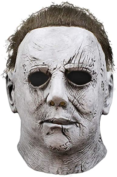 Who Was The Babysitter In Halloween 2020 Amazon.com: Trick Or Treat 2020 New Halloween Michael Myers Latex