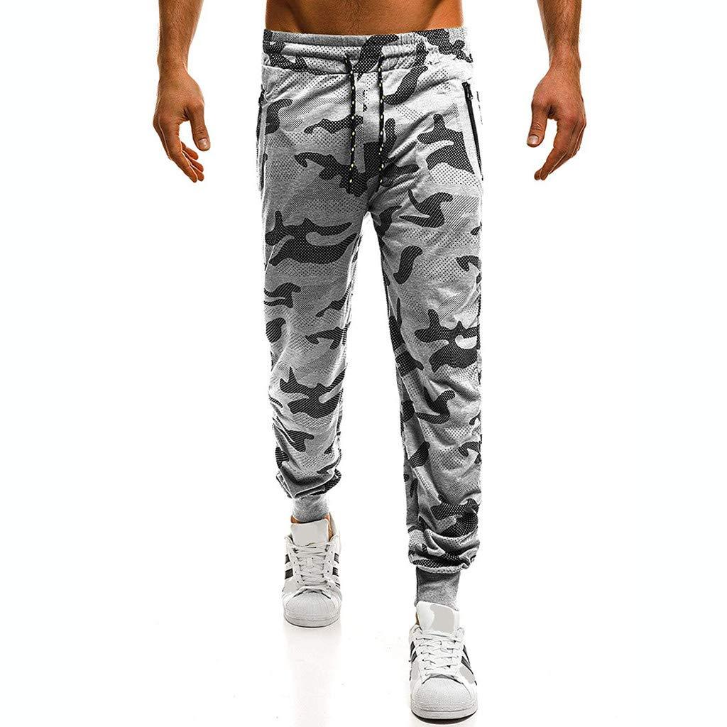 Hombre Felz Pantalones Gimnasio Camuflaje Hombre Moda Pantalones De Cinturones Deportivos De Camuflaje Para Hombre Casual Pantalones De Chandal Sueltos Con Cordon Pantalon Entrenamiento Hombre Ropa Aceautocare Net