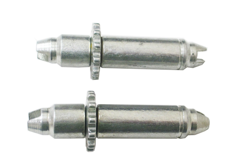 2 Galvanized 10'' Hydraulic Marine Trailer Brake Adjusters - 21036