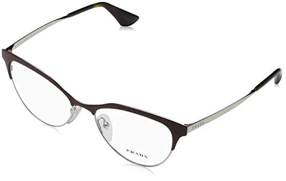 f25b9a50de6e Prada Women s PR 55SV Eyeglasses 52mm at Amazon Men s Clothing store