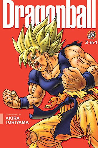 Dragon Ball (3-in-1 Edition), Vol. 9: Includes Vols. 25, 26, 27 (9) (Best Dragon Ball Z Transformations)