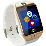 "Tera Apro - Smartwatch (pantalla 1.54"", 128 MB, 533 MHz, 64 MB RAM), blanco (importado)"