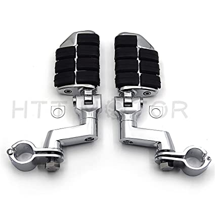adc9d20456d25 Amazon.com: Chromed Highway Clamps 1.5
