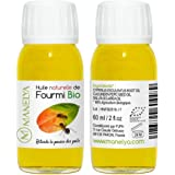 Huile De Fourmis (Stop au poil) -Manelya - BIO Certifié - 60 ml pour ralentir la pousse des poils