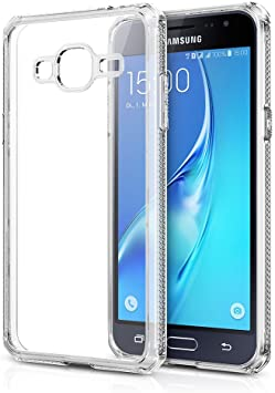 ITSKINS Coque Rigide pour Samsung Galaxy J3 2016 Transparent ...