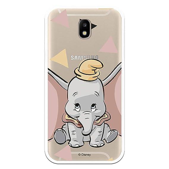 Funda Oficial Disney Dumbo Silueta Transparente para Samsung ...