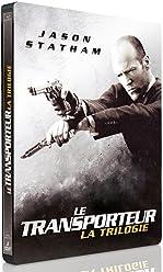 Le Transporteur - La trilogie [Édition Limitée boîtier SteelBook]