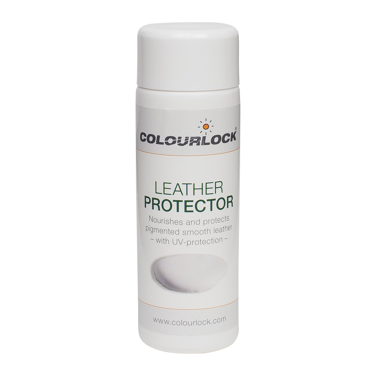 Colourlock Leather Protector Feed, Cream, Restorer car Leather interiors, Furniture, Bags Clothing (150 ml) by Colourlock