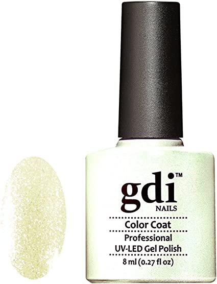 F20 Pearl White Gel Polish Gdi Nails Be Dazzled A Semi Sheer Pearl Shade With
