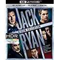 Jack Ryan 5-Film Collection [4K UHD Blu-ray/Blu-ray/Digital]