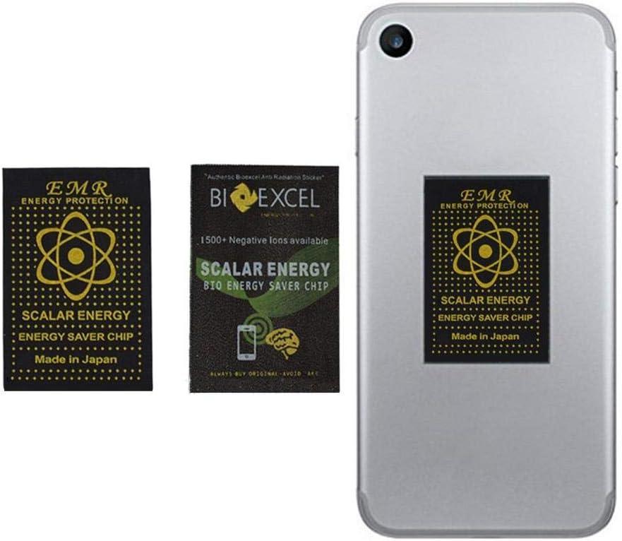 bulrusely Autocollant EMR//EMF Protection Blocker Shield Blocker pour T/él/éphone Portable Ordinateur Portable Et Tous Les Appareils /Électroniques Ensemble De 10