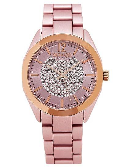 SO & CO New York SoHo 5096A.4 - Reloj de pulsera Cuarzo Mujer correa