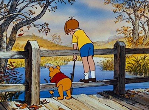 (Winnie the Pooh Sticks Christopher Robin 2