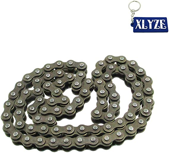 XLYZE 82 Links Cam Timing Chain For Honda ATC70 TRX70 Z50 XR50 CRF50 XR70 CRF70 CT70 XL70
