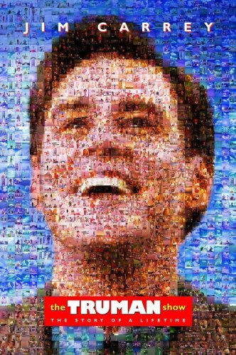 POSTER-TRUMAN SHOW at Amazons Entertainment Collectibles Store