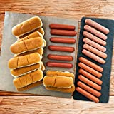 #3: Porter & York Hot Dog Box, 5.5 Lb