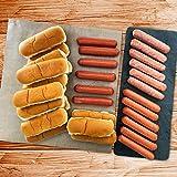 #8: Porter & York Hot Dog Box, 5.5 Lb