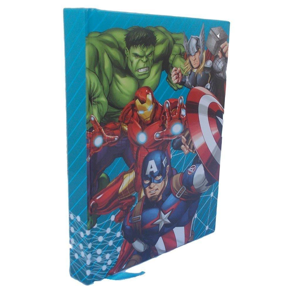 Marvel Avengers – Diario estándar Escuela 2018 – 19 No fechas