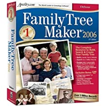 Family Tree Maker 2006 Deluxe