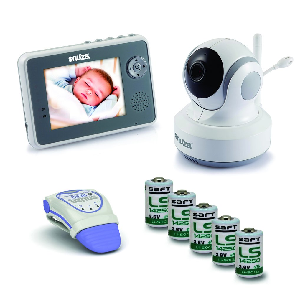 Amazon.com: Snuza Trio Plus Baby Monitor sistema ...