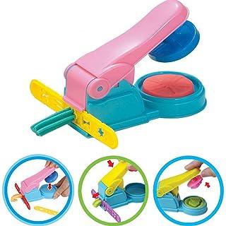 Steellwingsf - Macchina per Argilla polimerica Fai da Te, Giocattolo educativo per Bambini Multicolore