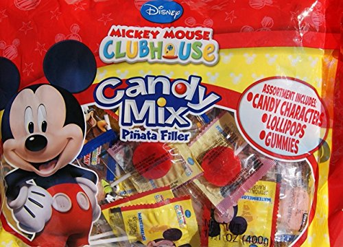 Mickey Mouse Clubhouse Candy Mix