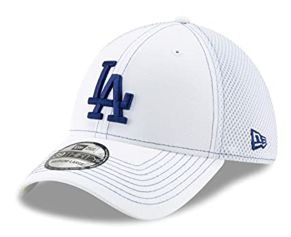 reputable site 17a8b c7d1f Image Unavailable. Image not available for. Color  New Era Los Angeles  Dodgers MLB 39THIRTY ...