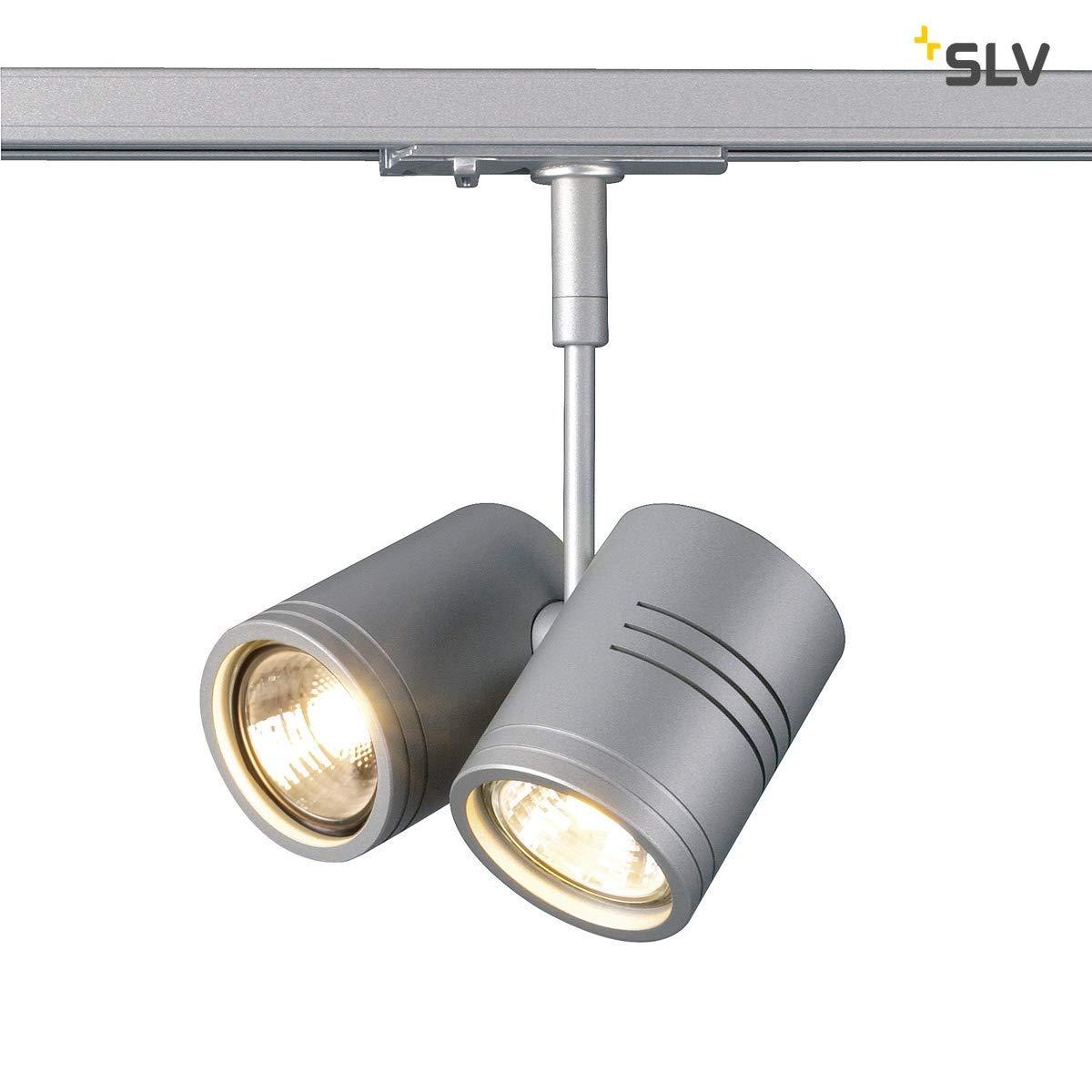 SLV BIMA 2 Aluminium Silber