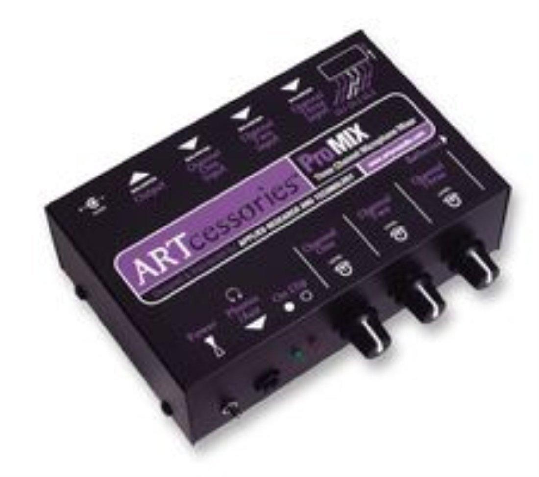 ART ProMIX Microphone Mixer