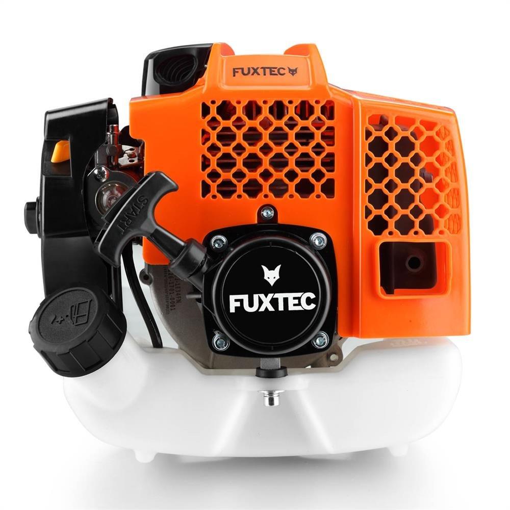 Fuxtec FX-RT126 Desbrozadora a gasolina con multiherramienta de 25 ...