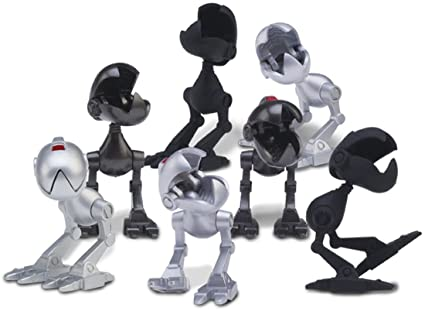 Amazon.com: Tortugas Mutantes Bay Chic figura serie T-18 ...
