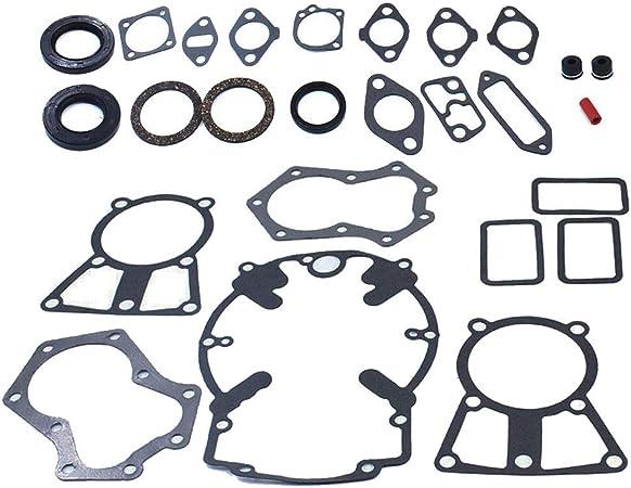 Overhaul Gasket Set with Seals Kit For Kohler M18 M20 Kohler 2575537-S