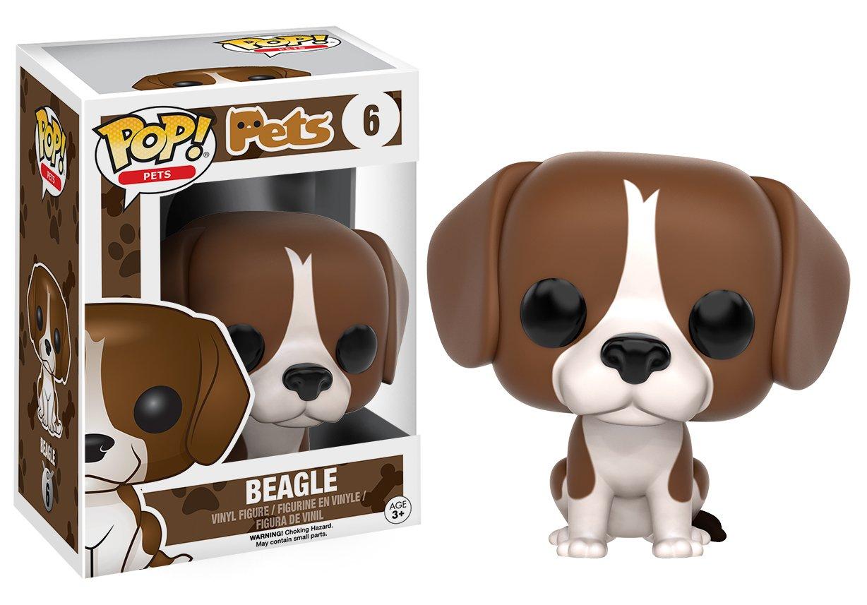Pets Beagle Action Figure 11057 Accessory Toys /& Games Miscellaneous Funko POP Pets