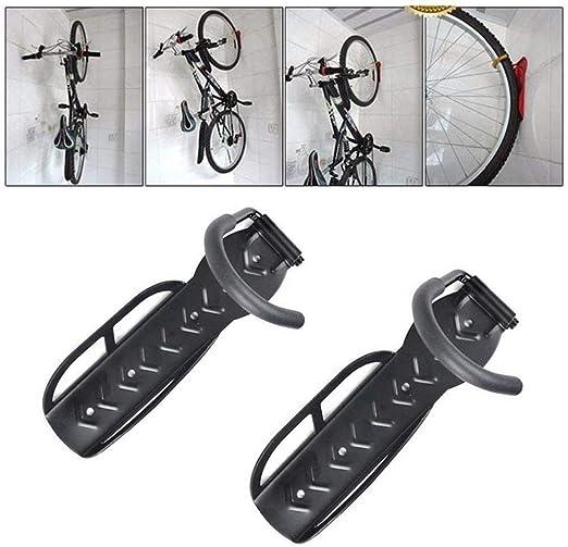 Yissma 2 Piezas Porta Bicicletas en la Pared Porta Bicicletas para ...