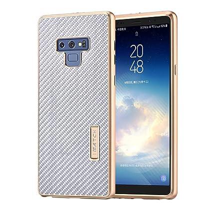 Amazon.com: Carcasa híbrida para Samsung Galaxy Note 9 de ...