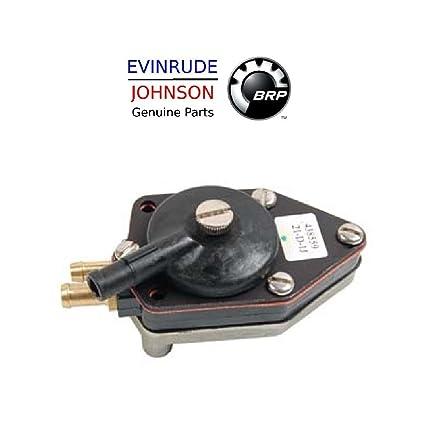 Amazon com: Johnson Evinrude Outboard Engine Part# 438559
