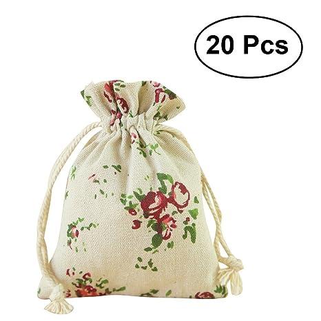 ounona yute bolsitas 9 x 12 cm bolsitas de plástico bolsas ...