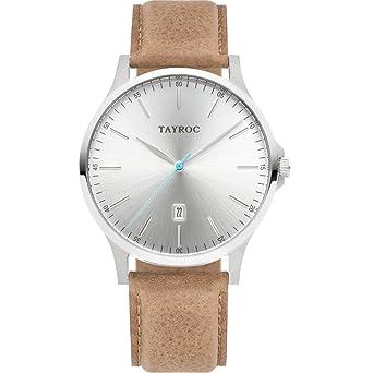 a6fe41a8544 Amazon.com  WATCH TAYROC TXM100 MAN CLASSIC 40 MM  Watches