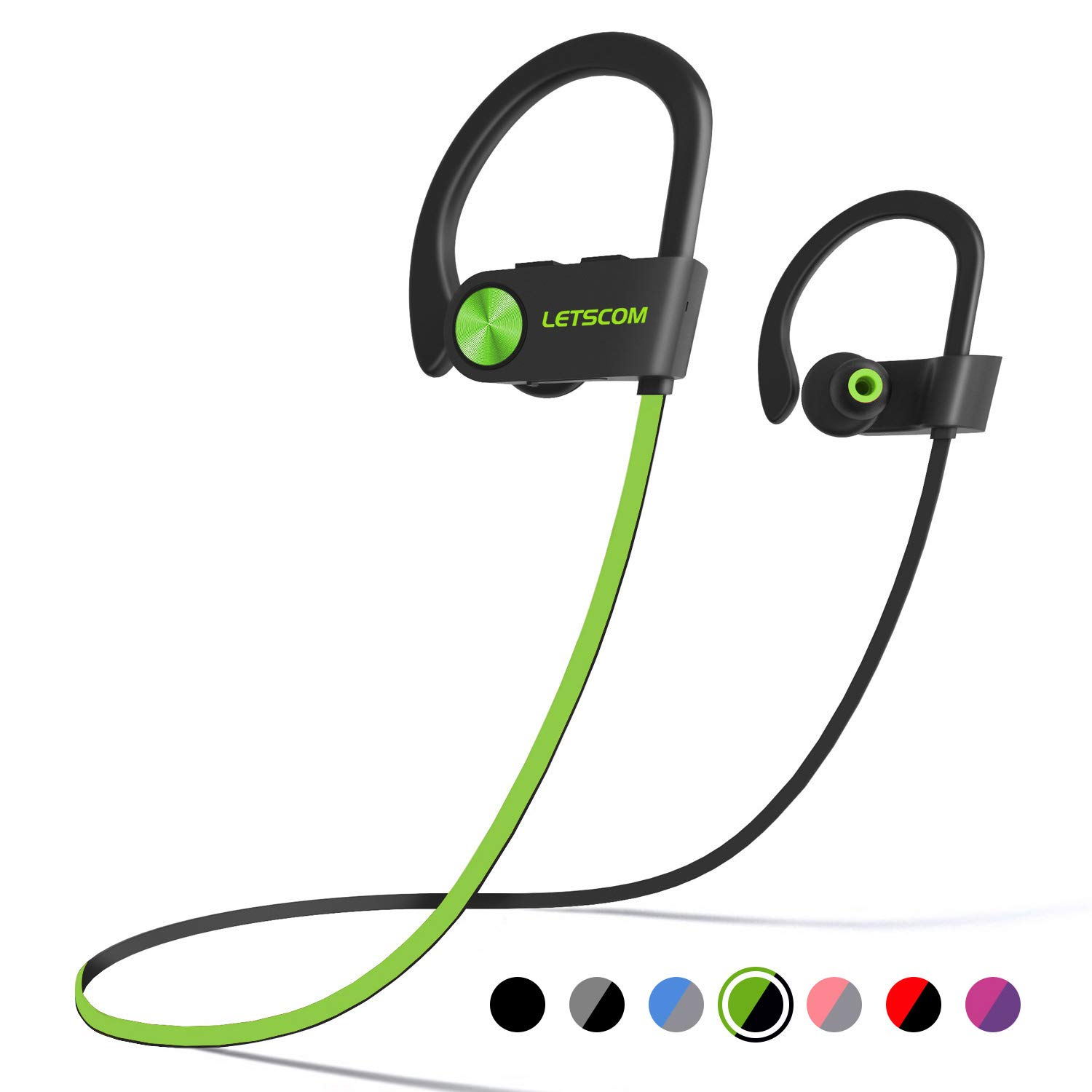 letscom-bluetooth-headphones-ipx7-waterproof-wireless-sport-earphones-hifi-bass-stereo-sweatproof-earbuds-wmic-noise-cancelling-headset-for-workout-running-gym-8-hours-play-time