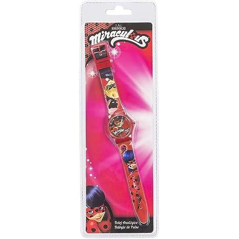 Ladybug Reloj Analógico en Blíster Kids LB17051