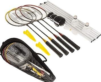 M.Y 4-Player Badminton Set
