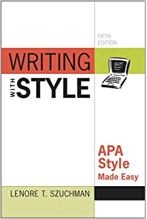 com writing style apa style made easy  writing style apa style made easy