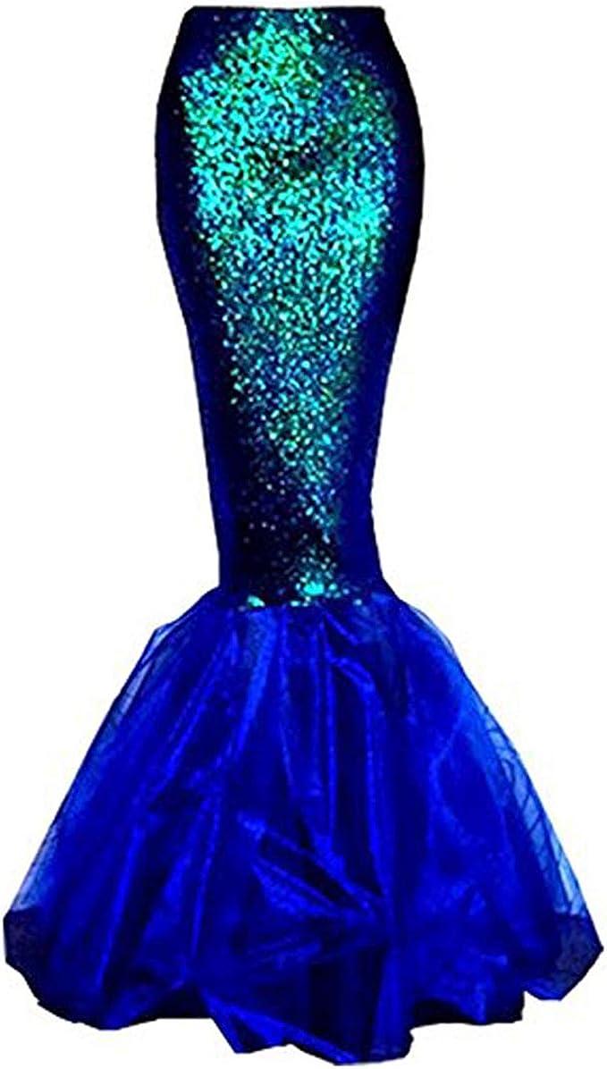FeMereina Disfraz de Sirena Sexy para Mujer Cosplay de ...
