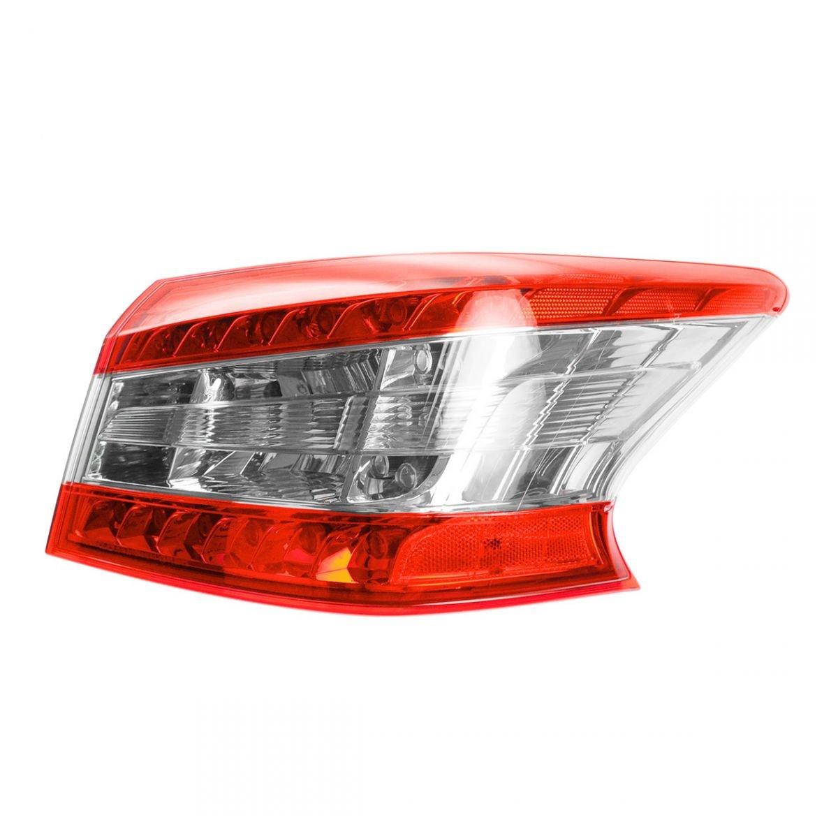 Outer Tail Light Lamp Assembly RH Right Passenger Side for Dodge Durango New
