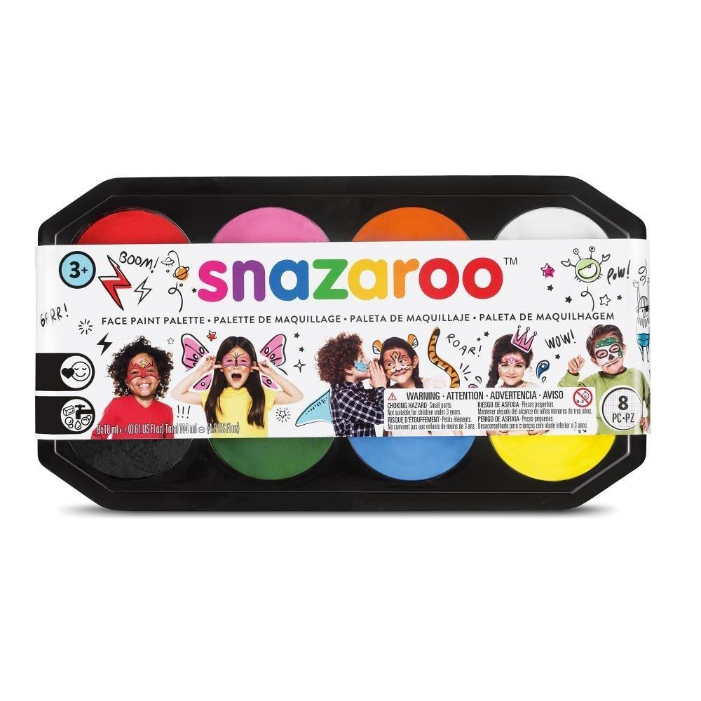 Snazaroo Face Paint Palette 1172076