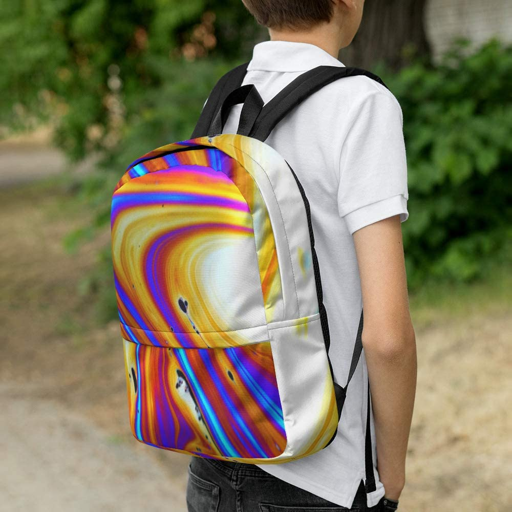 Backpack ray
