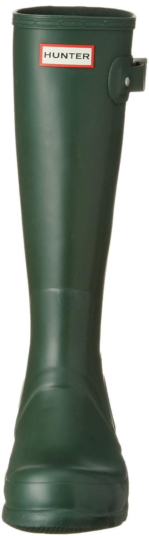 Hunter Men's Original Tall Knee-High Rubber Rain Boot B00UED4REI 8 D(M) US Hunter Green