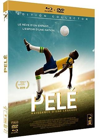 Pelé [Francia] [Blu-ray]: Amazon.es: Leonardo Lima Carvalho, Kevin ...