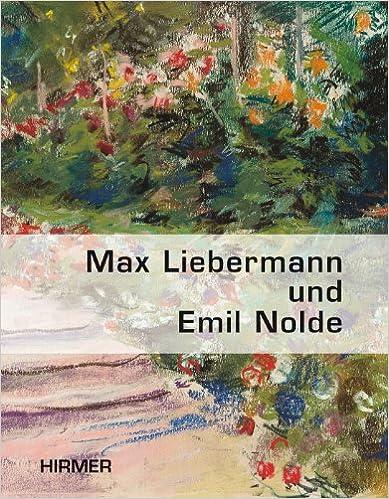 Amazoncom Max Liebermann Und Emil Node Gartenbilder German