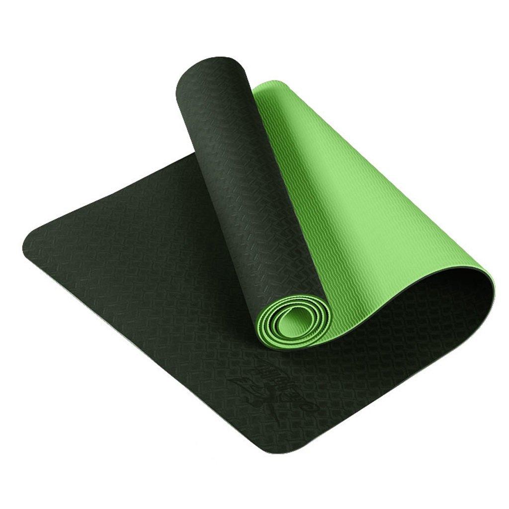 AILI Anti-Rutsch-Yoga-Matte, Sport und Fitness atmungsaktive Matte, komfortabel und langlebig